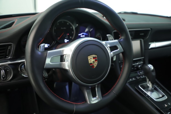 Used 2014 Porsche 911 Turbo for sale Sold at Pagani of Greenwich in Greenwich CT 06830 26
