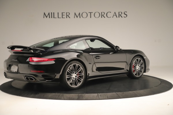 Used 2014 Porsche 911 Turbo for sale Sold at Pagani of Greenwich in Greenwich CT 06830 8