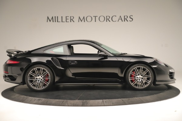 Used 2014 Porsche 911 Turbo for sale Sold at Pagani of Greenwich in Greenwich CT 06830 9