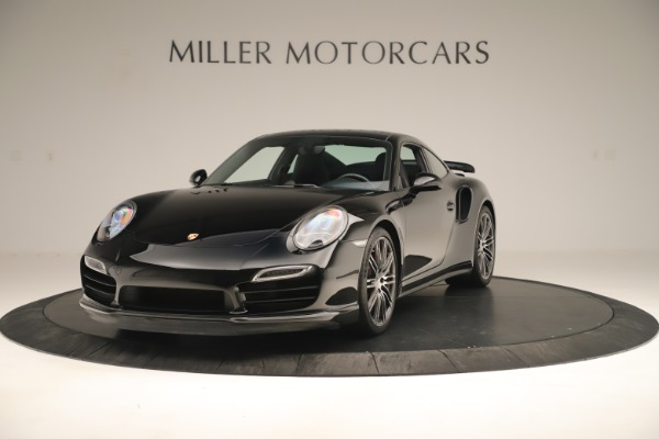 Used 2014 Porsche 911 Turbo for sale Sold at Pagani of Greenwich in Greenwich CT 06830 1