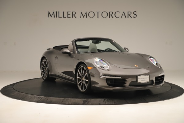 Used 2015 Porsche 911 Carrera 4S for sale Sold at Pagani of Greenwich in Greenwich CT 06830 11
