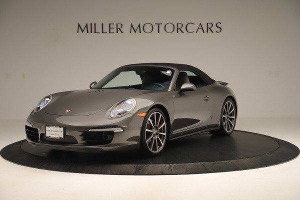 Used 2015 Porsche 911 Carrera 4S for sale Sold at Pagani of Greenwich in Greenwich CT 06830 12