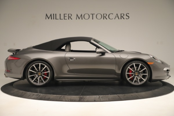 Used 2015 Porsche 911 Carrera 4S for sale Sold at Pagani of Greenwich in Greenwich CT 06830 16