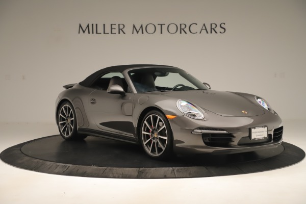 Used 2015 Porsche 911 Carrera 4S for sale Sold at Pagani of Greenwich in Greenwich CT 06830 17