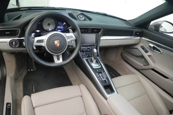 Used 2015 Porsche 911 Carrera 4S for sale Sold at Pagani of Greenwich in Greenwich CT 06830 19