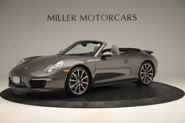 Used 2015 Porsche 911 Carrera 4S for sale Sold at Pagani of Greenwich in Greenwich CT 06830 2