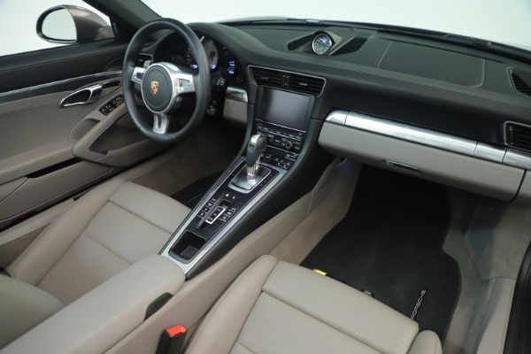 Used 2015 Porsche 911 Carrera 4S for sale Sold at Pagani of Greenwich in Greenwich CT 06830 24