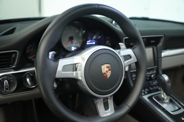 Used 2015 Porsche 911 Carrera 4S for sale Sold at Pagani of Greenwich in Greenwich CT 06830 28