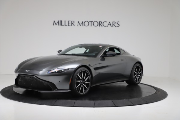 Used 2020 Aston Martin Vantage Coupe for sale Sold at Pagani of Greenwich in Greenwich CT 06830 17