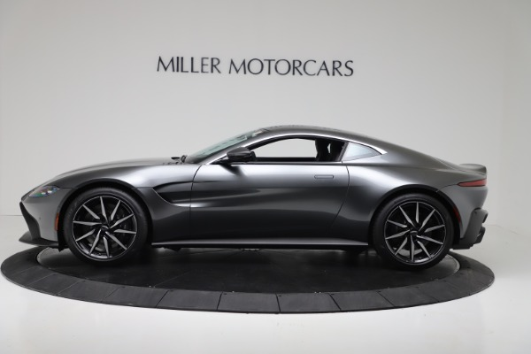 Used 2020 Aston Martin Vantage Coupe for sale Sold at Pagani of Greenwich in Greenwich CT 06830 2