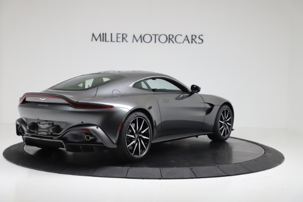 Used 2020 Aston Martin Vantage Coupe for sale Sold at Pagani of Greenwich in Greenwich CT 06830 6
