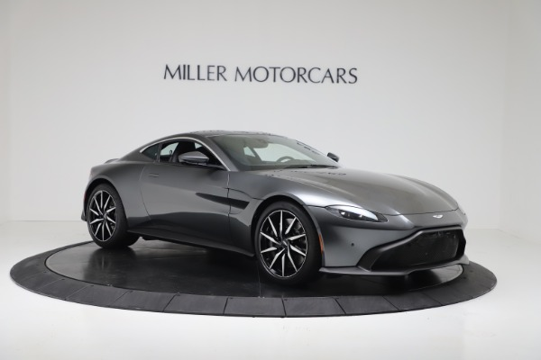 Used 2020 Aston Martin Vantage Coupe for sale Sold at Pagani of Greenwich in Greenwich CT 06830 9