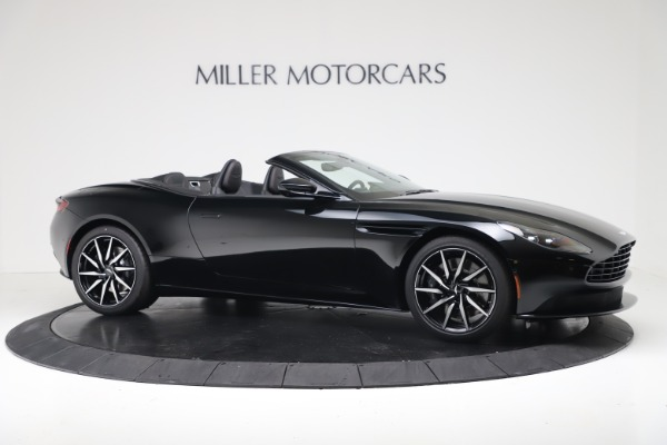 New 2020 Aston Martin DB11 Convertible for sale Sold at Pagani of Greenwich in Greenwich CT 06830 10