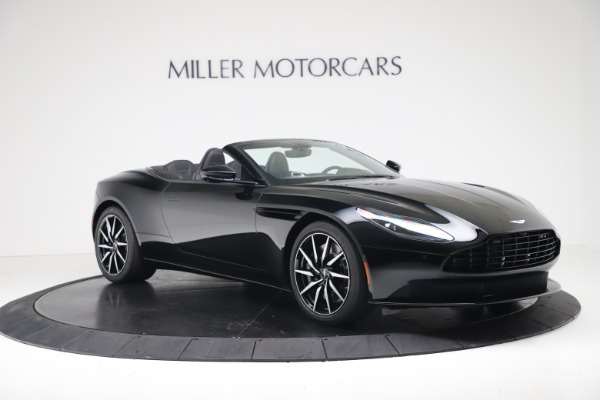 New 2020 Aston Martin DB11 Convertible for sale Sold at Pagani of Greenwich in Greenwich CT 06830 11