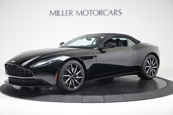 New 2020 Aston Martin DB11 Convertible for sale Sold at Pagani of Greenwich in Greenwich CT 06830 13