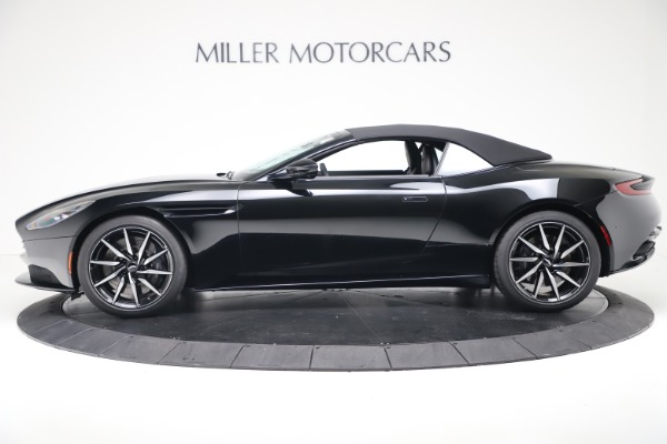 New 2020 Aston Martin DB11 Convertible for sale Sold at Pagani of Greenwich in Greenwich CT 06830 14