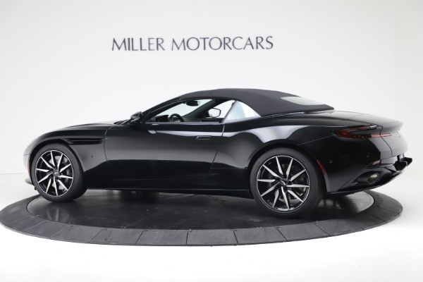 New 2020 Aston Martin DB11 Convertible for sale Sold at Pagani of Greenwich in Greenwich CT 06830 15