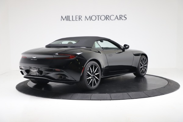 New 2020 Aston Martin DB11 Convertible for sale Sold at Pagani of Greenwich in Greenwich CT 06830 16