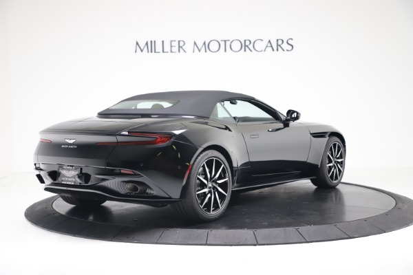 New 2020 Aston Martin DB11 Convertible for sale Sold at Pagani of Greenwich in Greenwich CT 06830 17