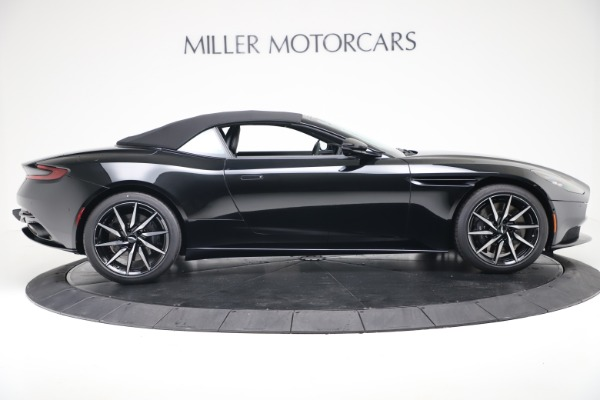 New 2020 Aston Martin DB11 Convertible for sale Sold at Pagani of Greenwich in Greenwich CT 06830 18