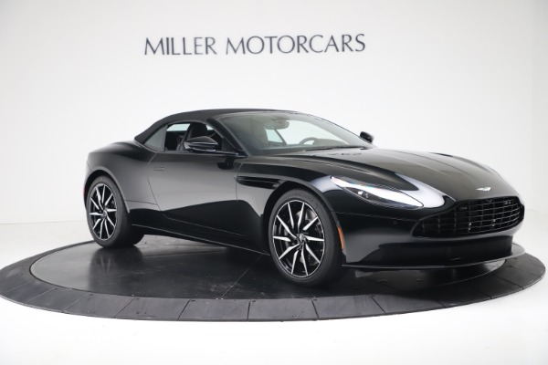 New 2020 Aston Martin DB11 Convertible for sale Sold at Pagani of Greenwich in Greenwich CT 06830 19