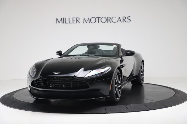 New 2020 Aston Martin DB11 Convertible for sale Sold at Pagani of Greenwich in Greenwich CT 06830 2