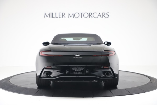 New 2020 Aston Martin DB11 Convertible for sale Sold at Pagani of Greenwich in Greenwich CT 06830 20