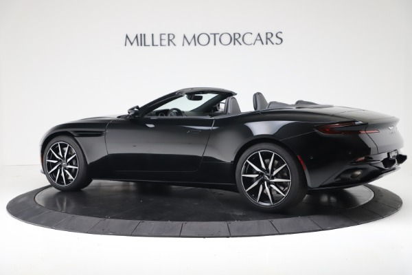 New 2020 Aston Martin DB11 Convertible for sale Sold at Pagani of Greenwich in Greenwich CT 06830 4