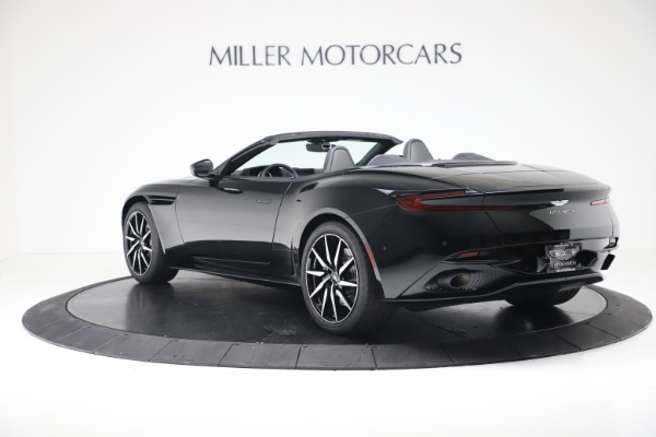 New 2020 Aston Martin DB11 Convertible for sale Sold at Pagani of Greenwich in Greenwich CT 06830 5