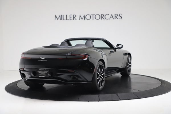 New 2020 Aston Martin DB11 Convertible for sale Sold at Pagani of Greenwich in Greenwich CT 06830 7