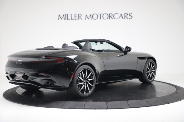 New 2020 Aston Martin DB11 Convertible for sale Sold at Pagani of Greenwich in Greenwich CT 06830 8