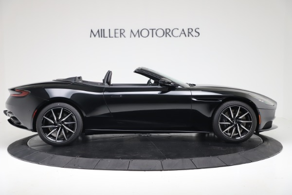 New 2020 Aston Martin DB11 Convertible for sale Sold at Pagani of Greenwich in Greenwich CT 06830 9
