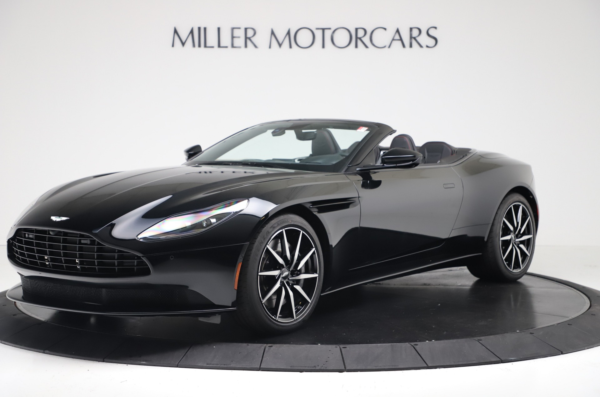 New 2020 Aston Martin DB11 Convertible for sale Sold at Pagani of Greenwich in Greenwich CT 06830 1