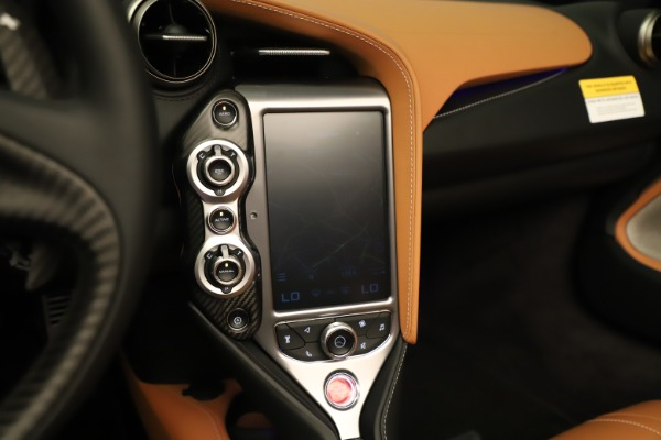 Used 2020 McLaren 720S Spider for sale $334,900 at Pagani of Greenwich in Greenwich CT 06830 11