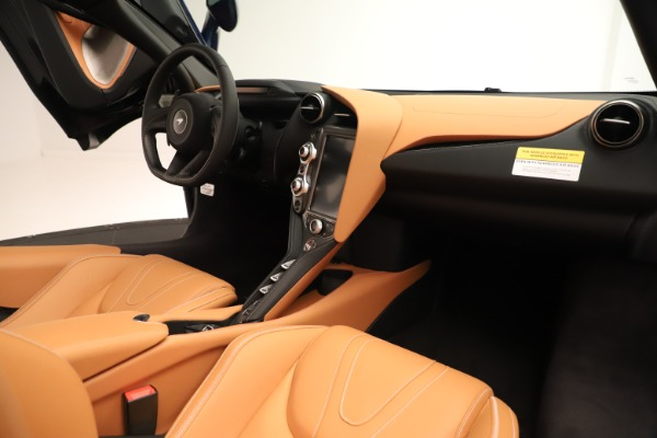 New 2020 McLaren 720S Spider Convertible for sale $372,250 at Pagani of Greenwich in Greenwich CT 06830 15
