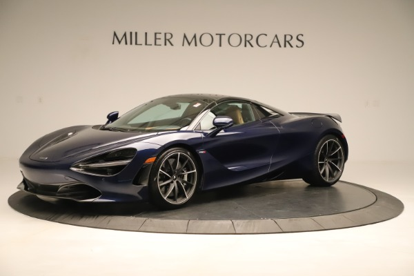 New 2020 McLaren 720S Spider Convertible for sale $372,250 at Pagani of Greenwich in Greenwich CT 06830 18