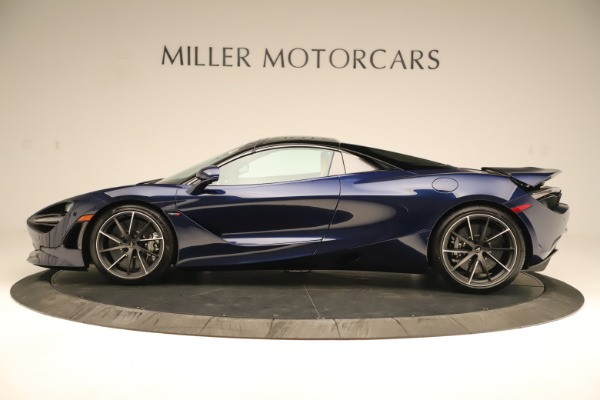 New 2020 McLaren 720S Spider for sale $372,250 at Pagani of Greenwich in Greenwich CT 06830 19