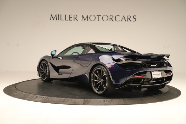 New 2020 McLaren 720S Spider Convertible for sale $372,250 at Pagani of Greenwich in Greenwich CT 06830 20