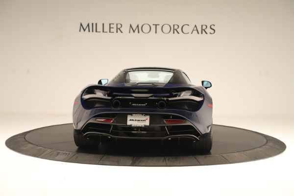New 2020 McLaren 720S Spider for sale $372,250 at Pagani of Greenwich in Greenwich CT 06830 21