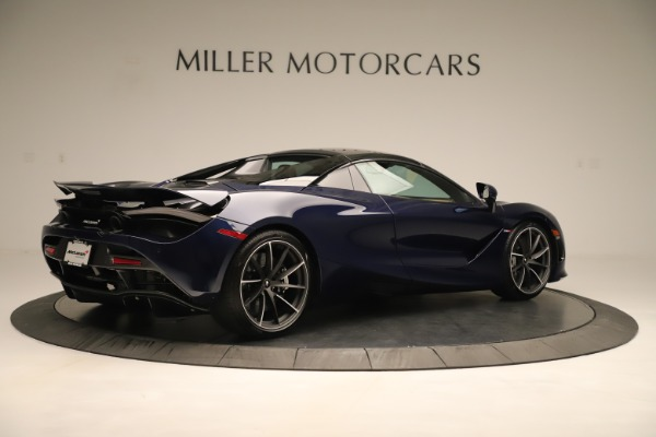 New 2020 McLaren 720S Spider Convertible for sale $372,250 at Pagani of Greenwich in Greenwich CT 06830 22