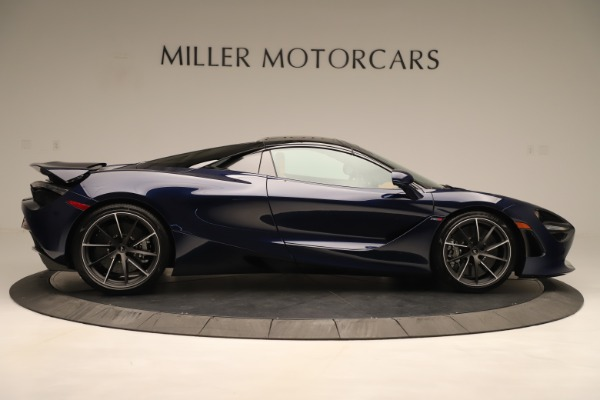 New 2020 McLaren 720S Spider Convertible for sale $372,250 at Pagani of Greenwich in Greenwich CT 06830 23