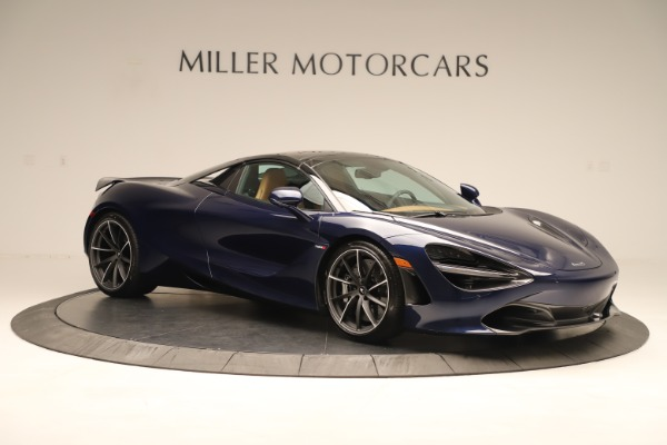 New 2020 McLaren 720S Spider Convertible for sale $372,250 at Pagani of Greenwich in Greenwich CT 06830 24