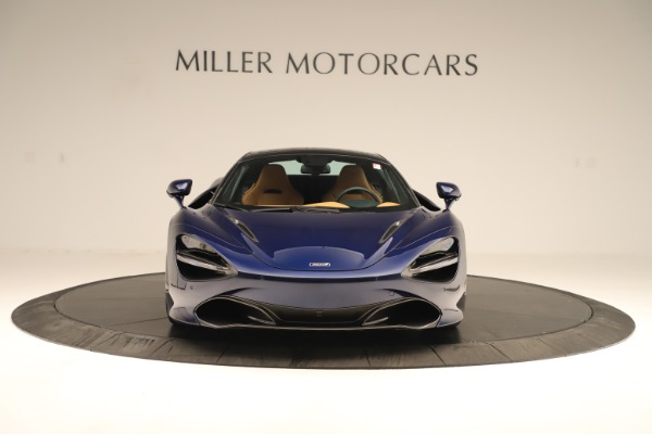New 2020 McLaren 720S Spider for sale $372,250 at Pagani of Greenwich in Greenwich CT 06830 25