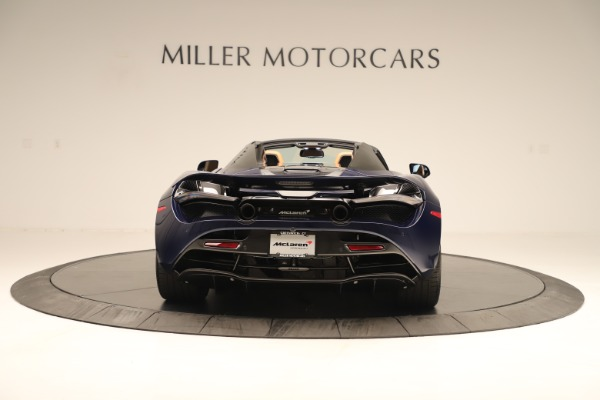 New 2020 McLaren 720S Spider for sale $372,250 at Pagani of Greenwich in Greenwich CT 06830 26