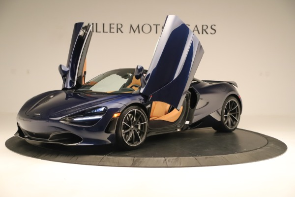 New 2020 McLaren 720S Spider Convertible for sale $372,250 at Pagani of Greenwich in Greenwich CT 06830 28