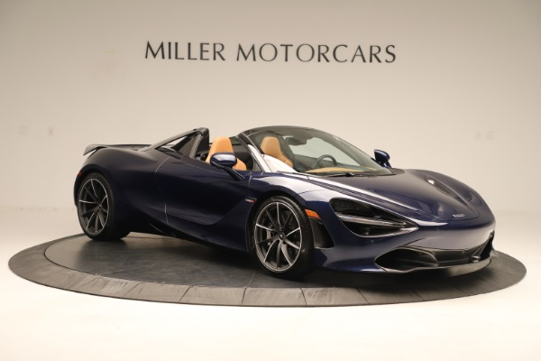 New 2020 McLaren 720S Spider Convertible for sale $372,250 at Pagani of Greenwich in Greenwich CT 06830 6
