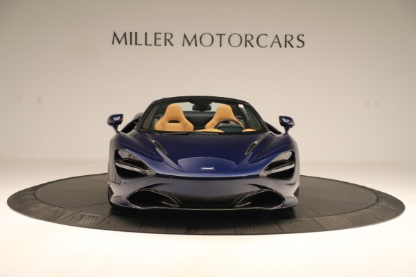 New 2020 McLaren 720S Spider Convertible for sale $372,250 at Pagani of Greenwich in Greenwich CT 06830 7
