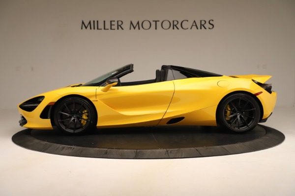 New 2020 McLaren 720S SPIDER Convertible for sale $385,690 at Pagani of Greenwich in Greenwich CT 06830 11