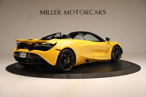 New 2020 McLaren 720S SPIDER Convertible for sale $385,690 at Pagani of Greenwich in Greenwich CT 06830 14