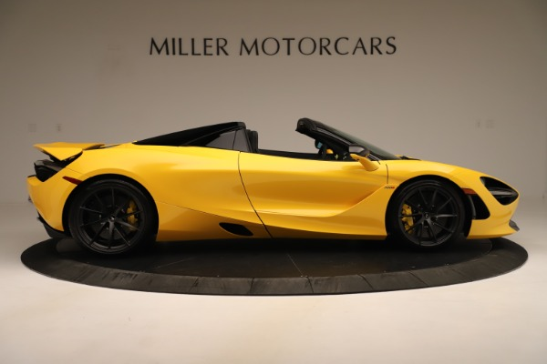 New 2020 McLaren 720S SPIDER Convertible for sale $385,690 at Pagani of Greenwich in Greenwich CT 06830 15